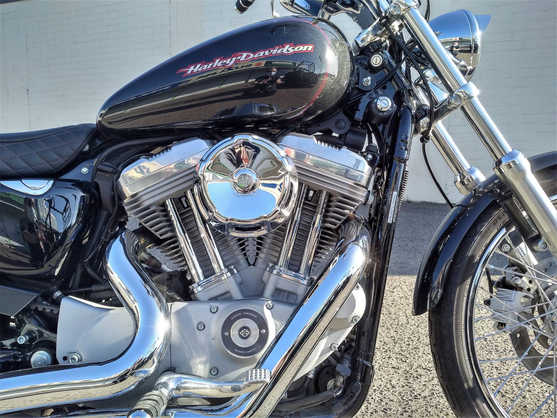 2007 Harley-Davidson XL 883C Sportster® in Salinas, California - Photo 11