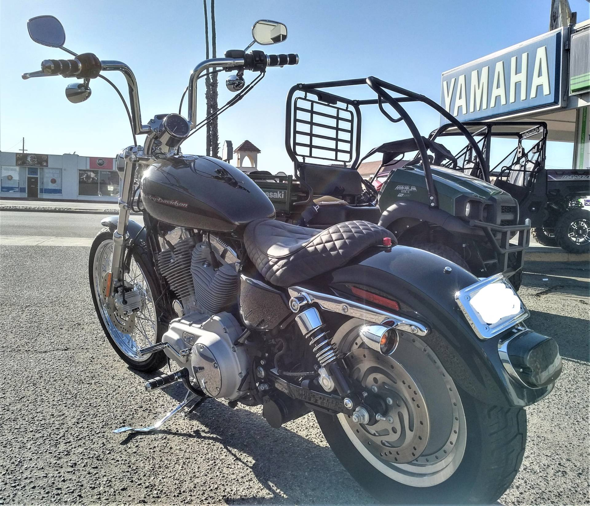 2007 Harley-Davidson XL 883C Sportster® in Salinas, California - Photo 9