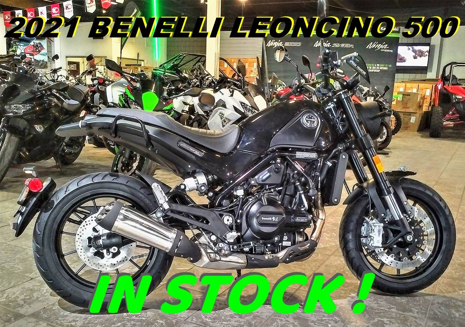 2021 Benelli Leoncino in Salinas, California - Photo 1