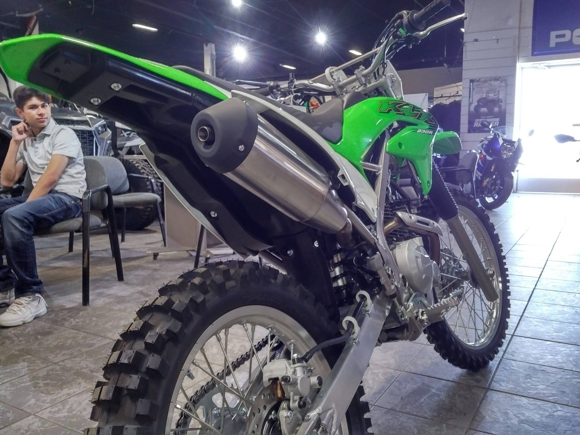 2020 Kawasaki KLX 230R in Salinas, California - Photo 7