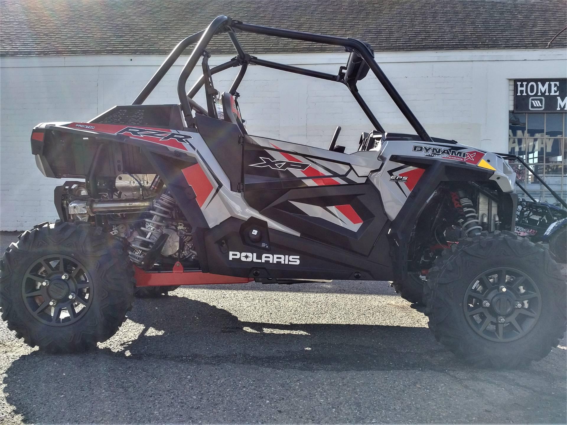 2019 Polaris RZR XP Turbo Dynamix Edition in Salinas, California