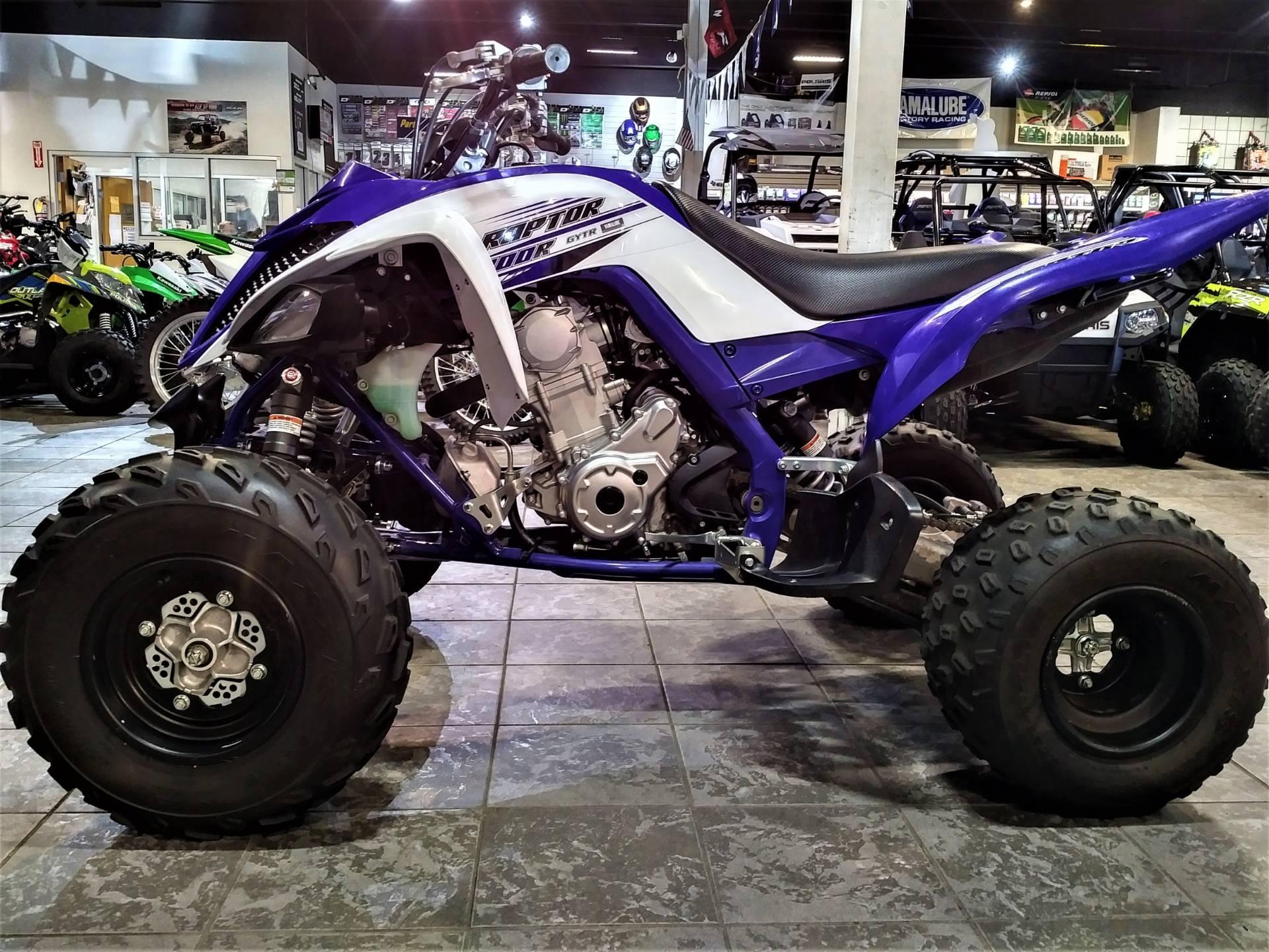 2016 Yamaha Raptor 700R 3