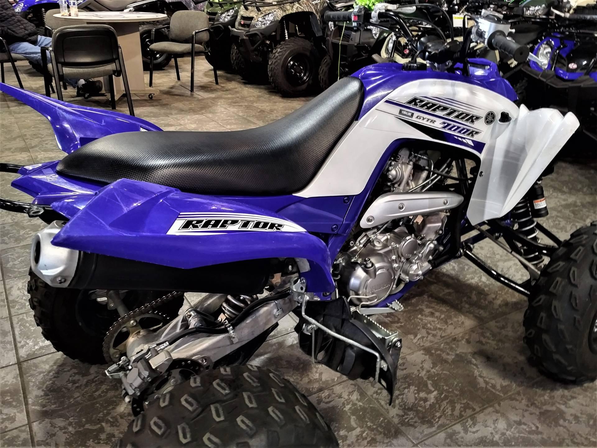 2016 Yamaha Raptor 700R 7