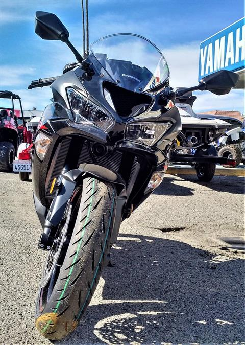 2020 Kawasaki Ninja ZX-6R in Salinas, California - Photo 5