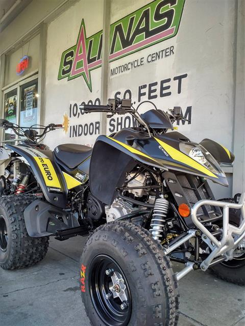 2019 Kymco Mongoose 270 EURO in Salinas, California - Photo 4