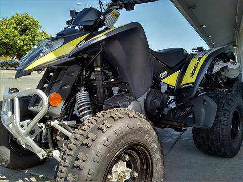 2019 Kymco Mongoose 270 EURO in Salinas, California - Photo 3