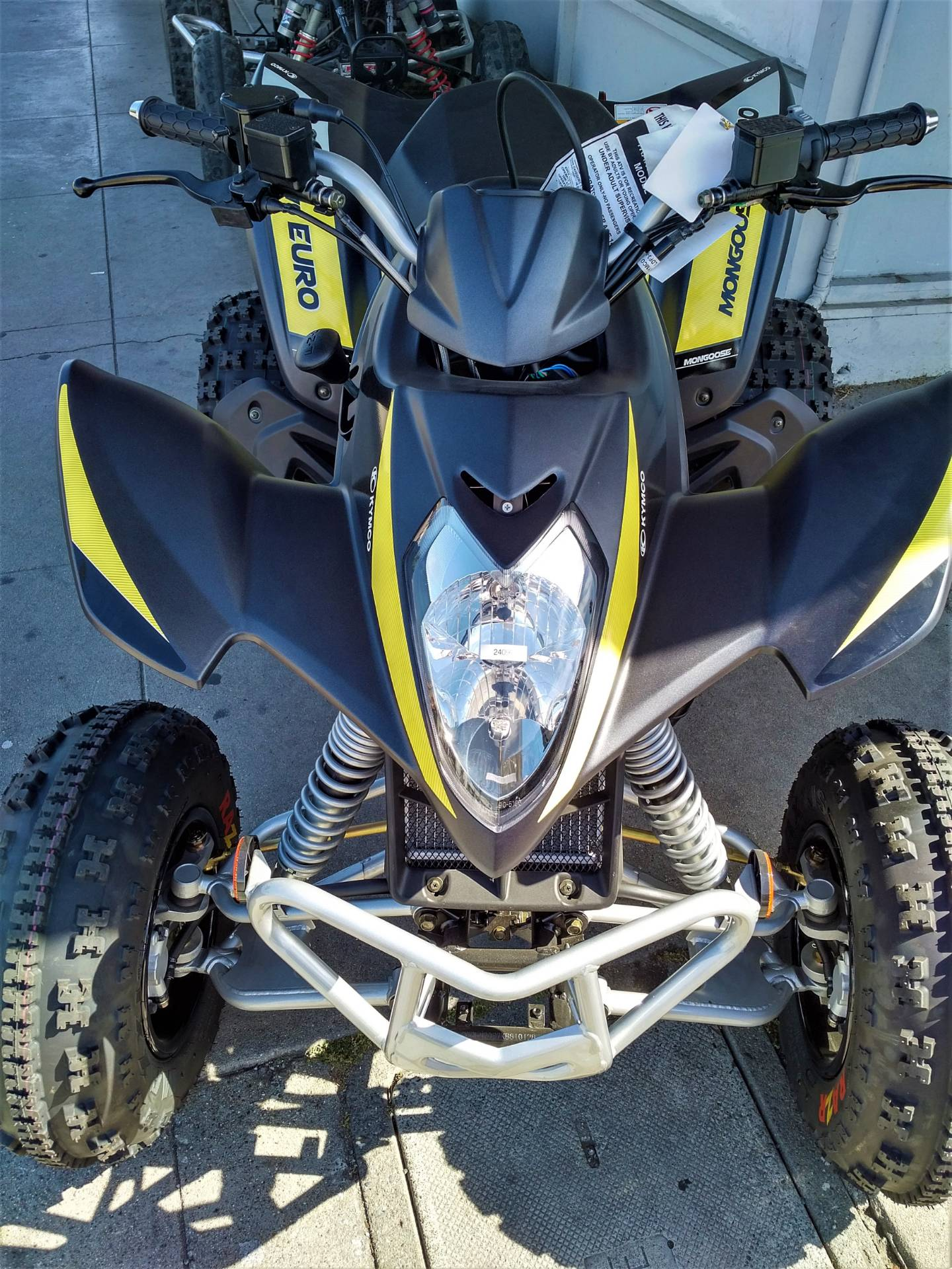 2019 Kymco Mongoose 270 EURO in Salinas, California - Photo 7