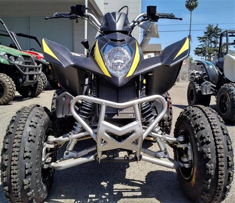 2019 Kymco Mongoose 270 EURO in Salinas, California - Photo 5