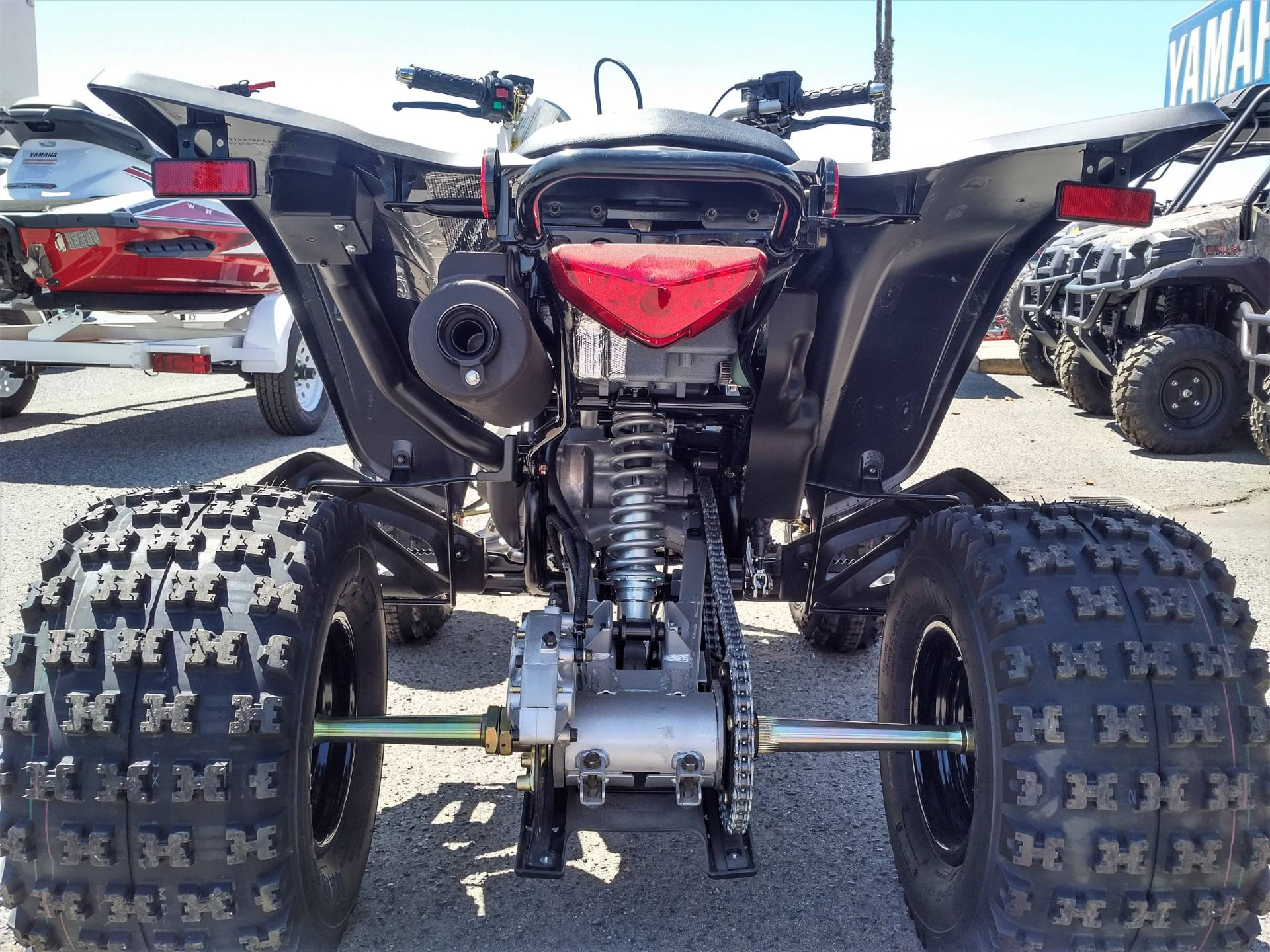 2019 Kymco Mongoose 270 EURO in Salinas, California - Photo 9