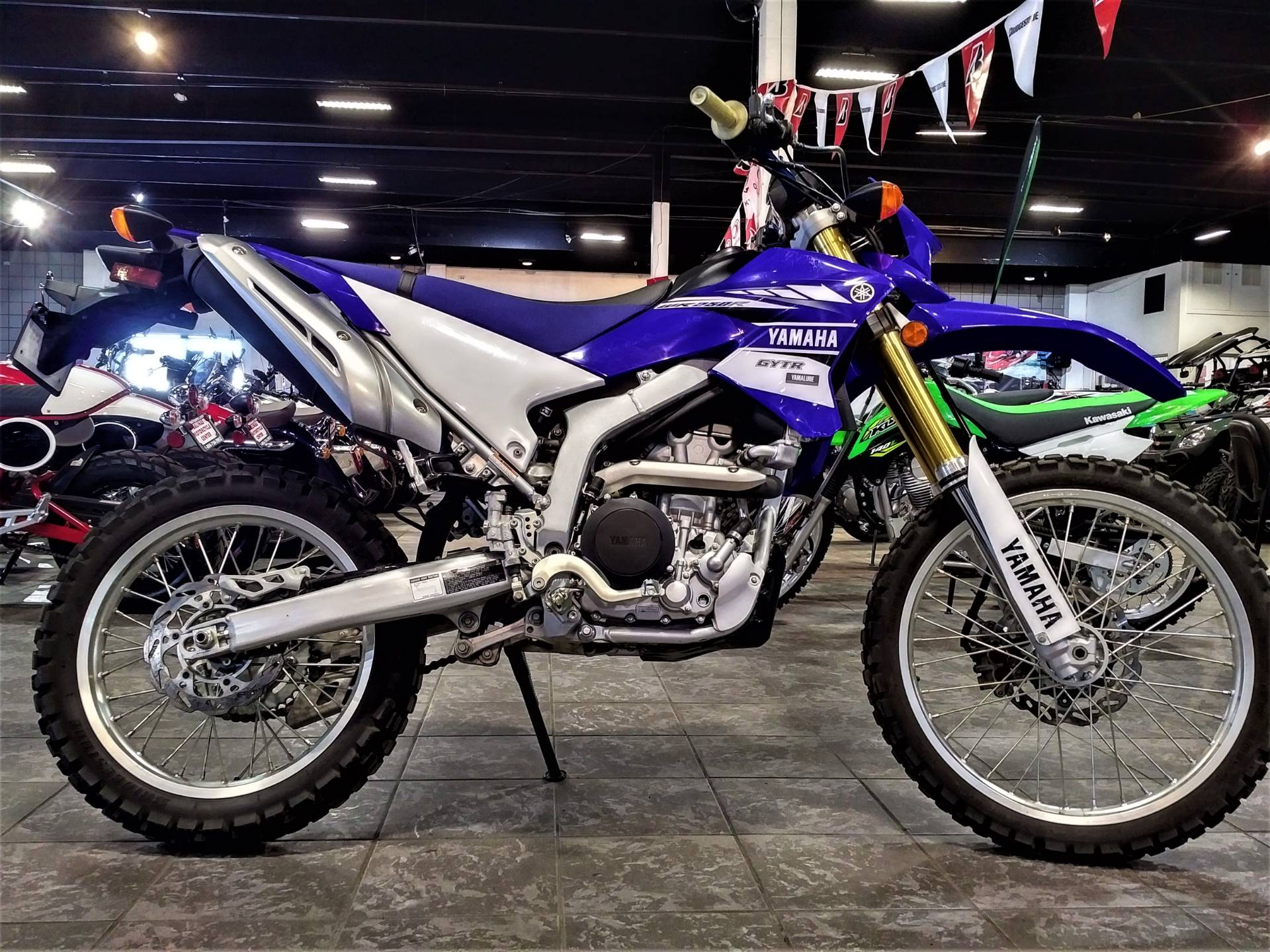 2017 Yamaha WR250R in Salinas, California - Photo 1