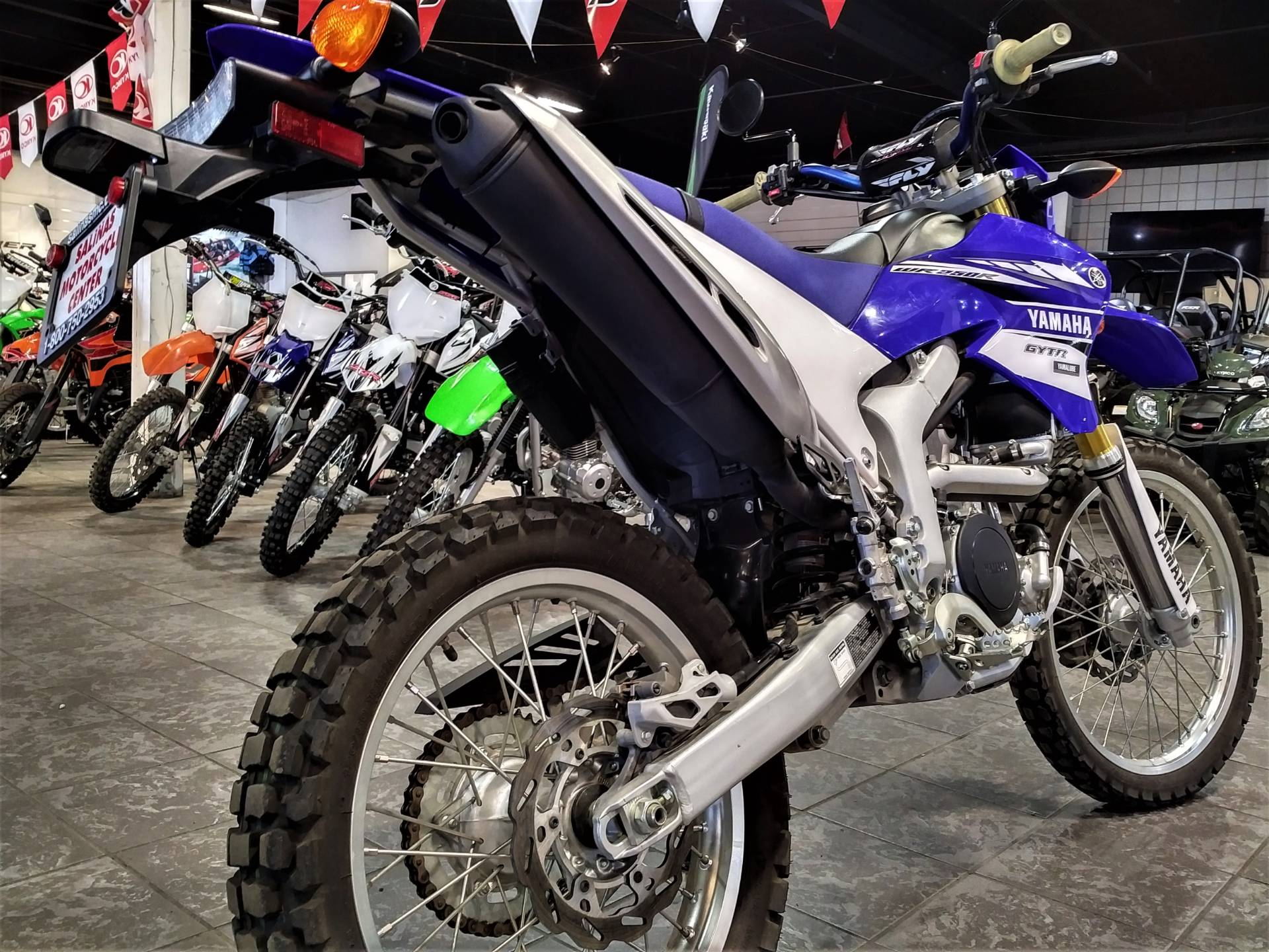 Used 2017 Yamaha WR250R powersports in Salinas, CA | Stock Number: N