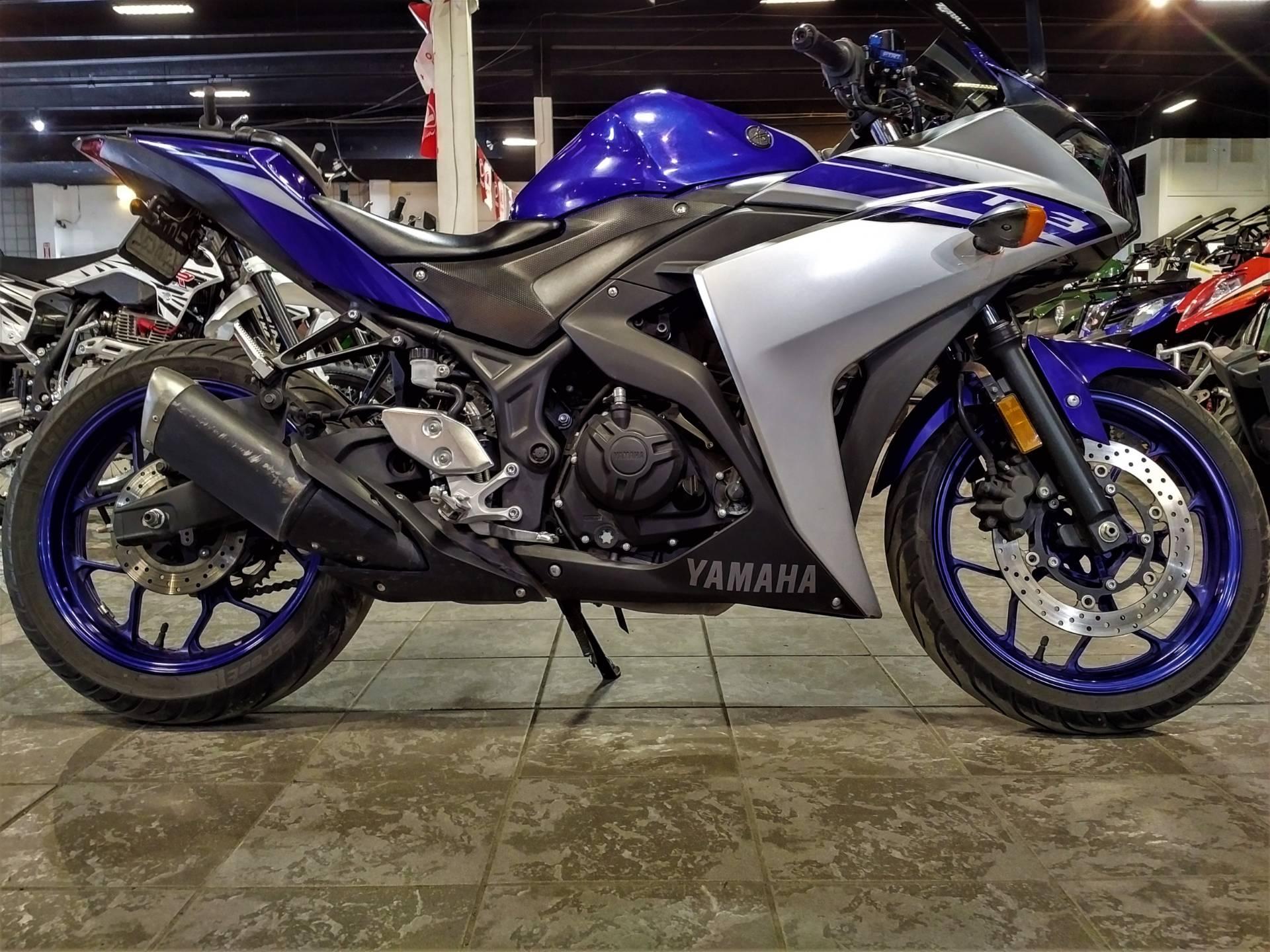 2016 Yamaha YZF-R3 for sale 93183