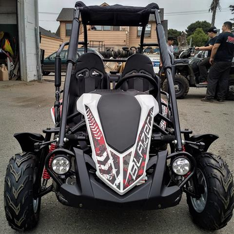 2018 TRAILMASTER BLAZER 200R in Salinas, California - Photo 5