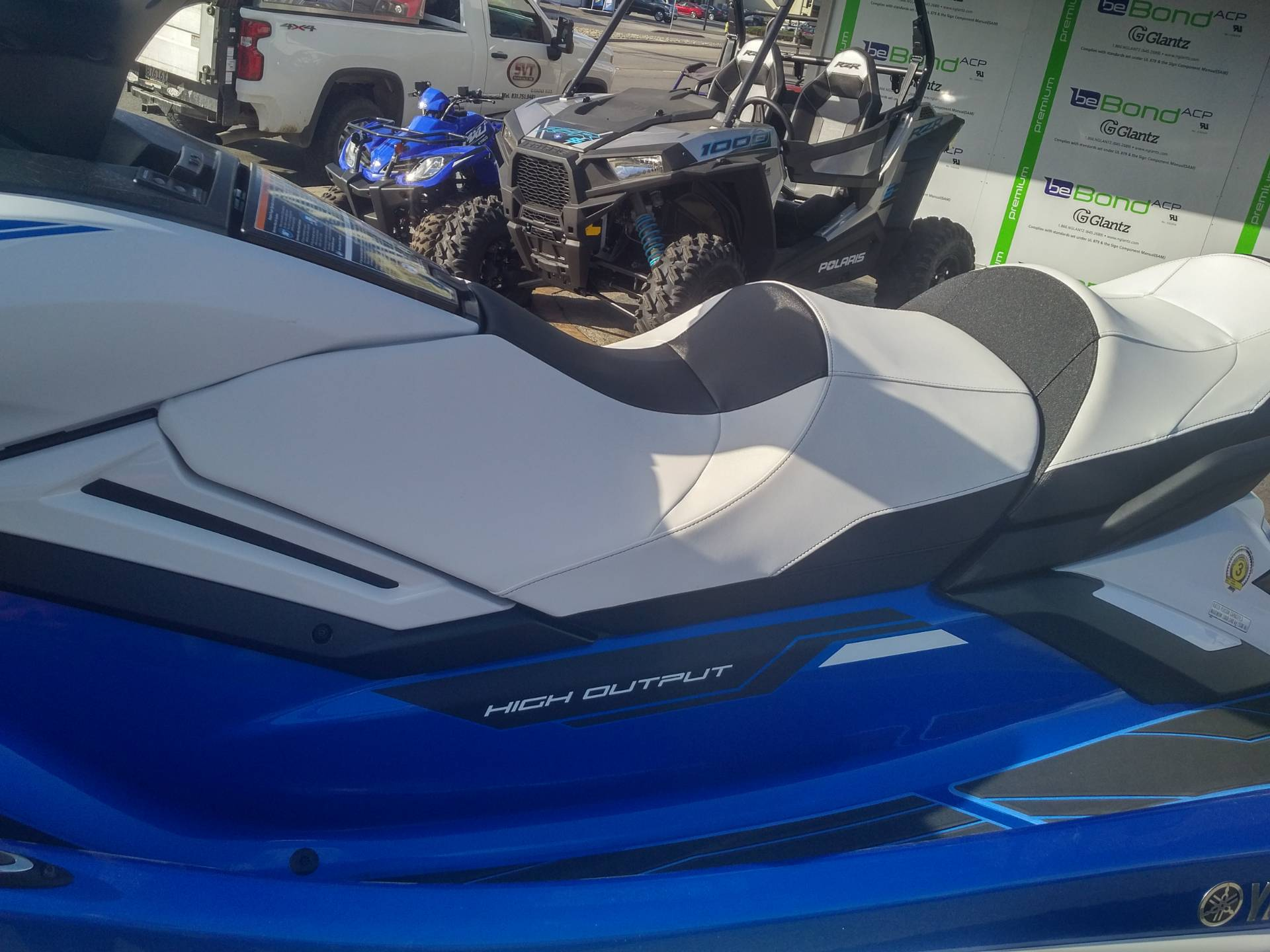 2021 Yamaha FX Cruiser HO in Salinas, California - Photo 13