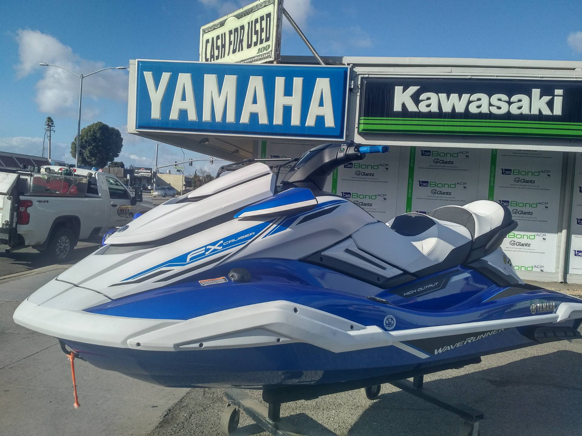2021 Yamaha FX Cruiser HO in Salinas, California - Photo 1