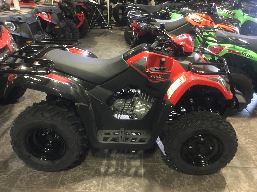 2016 Kymco MXU 150X in Salinas, California