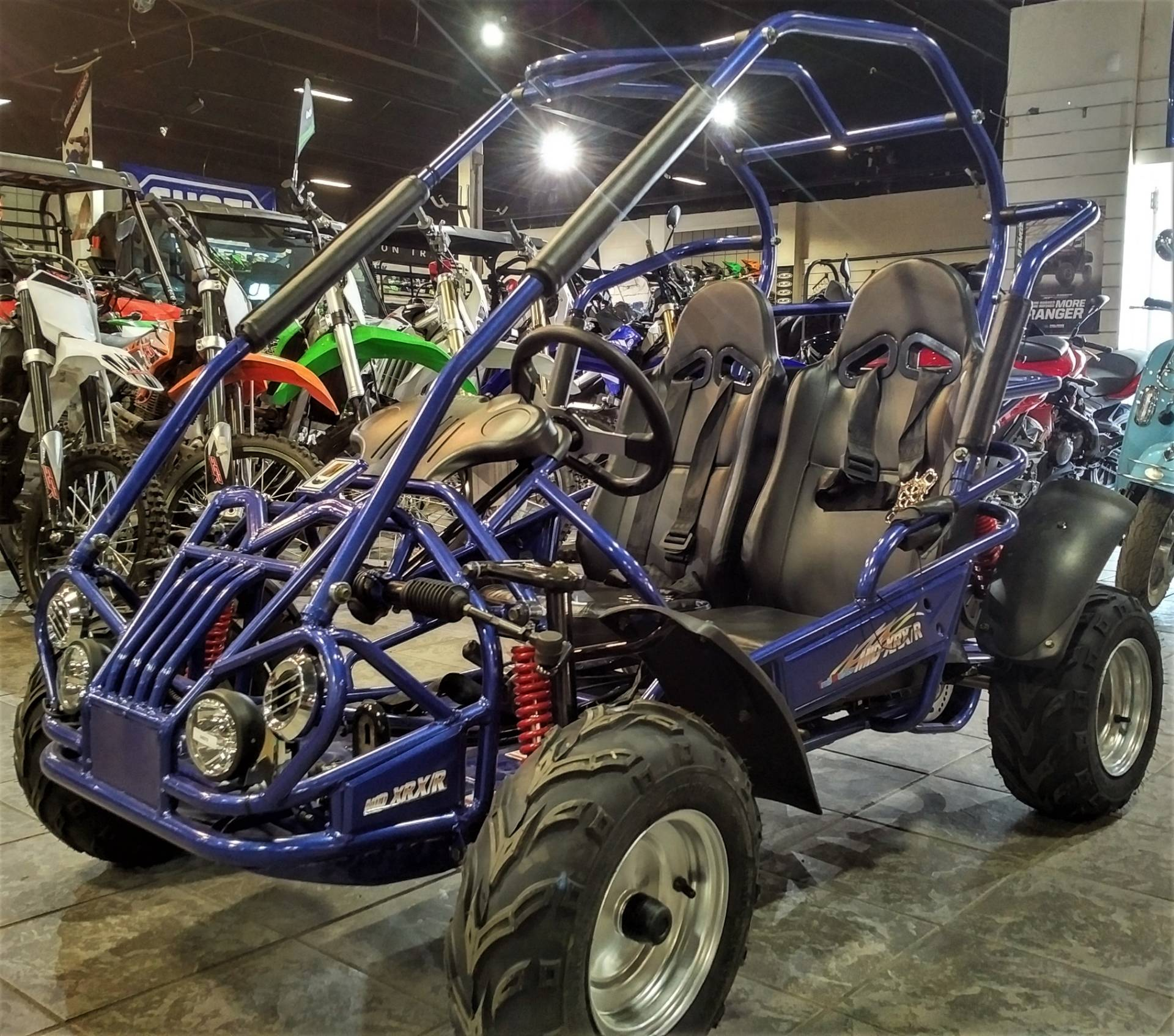 2018 TRAILMASTER MID XRX/R in Salinas, California - Photo 6