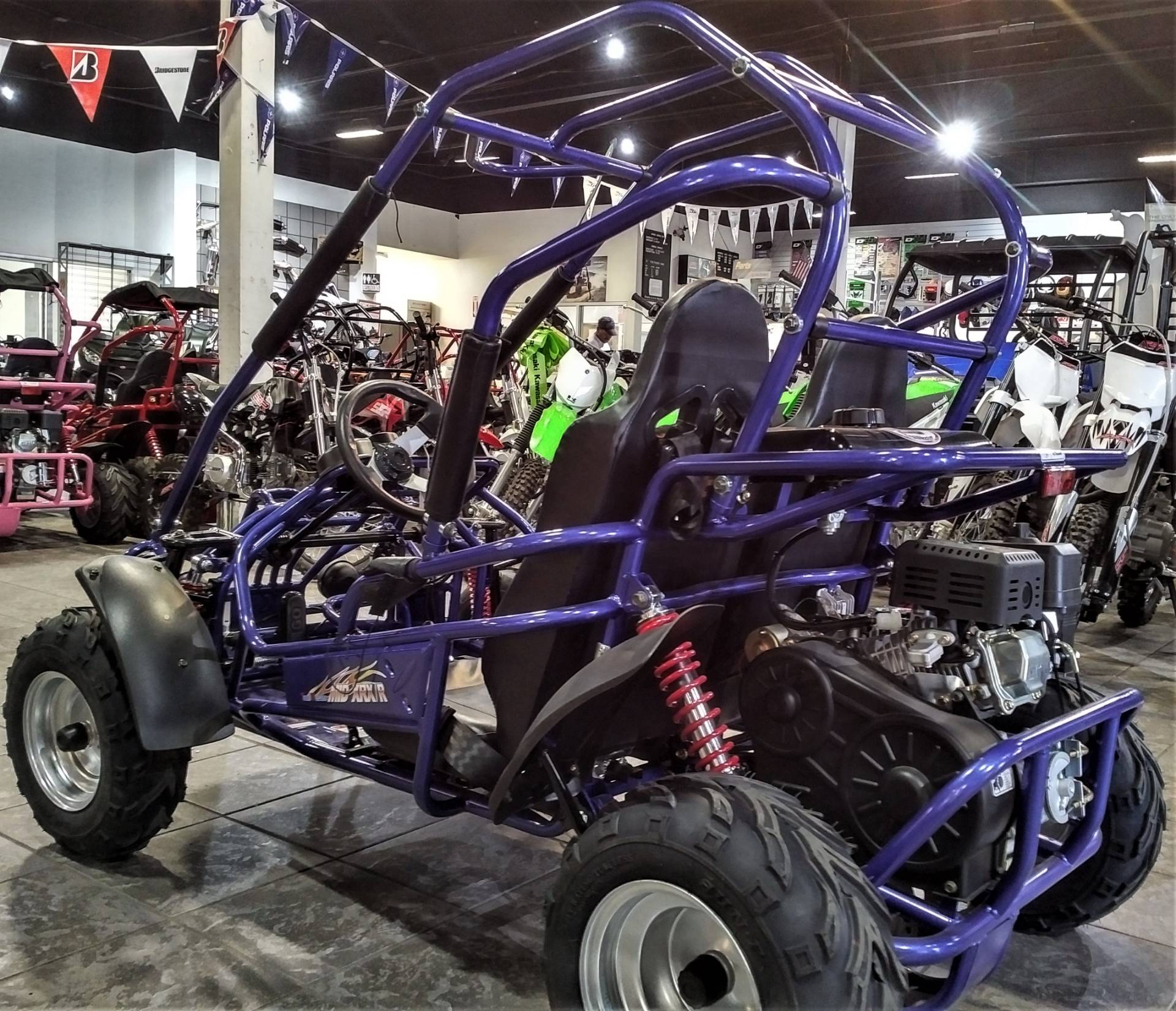 2018 TRAILMASTER MID XRX/R in Salinas, California - Photo 7