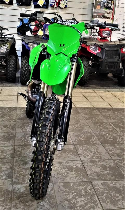 2021 Kawasaki KX 450 in Salinas, California - Photo 5