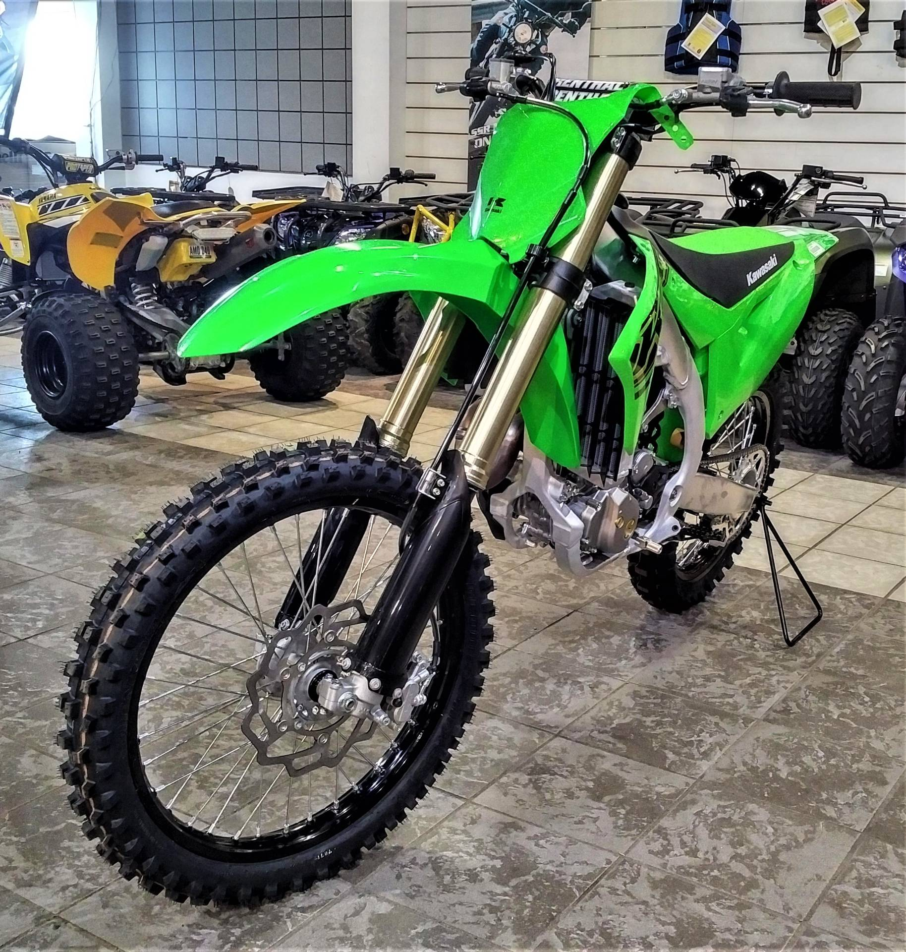 2021 Kawasaki KX 450 in Salinas, California - Photo 6