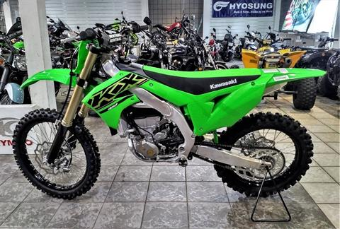 2021 Kawasaki KX 450 in Salinas, California - Photo 3