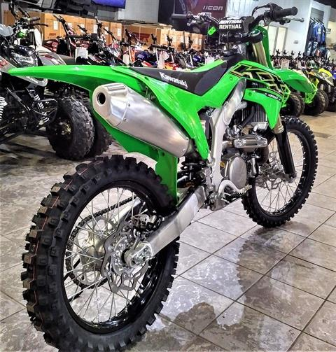 2021 Kawasaki KX 450 in Salinas, California - Photo 9
