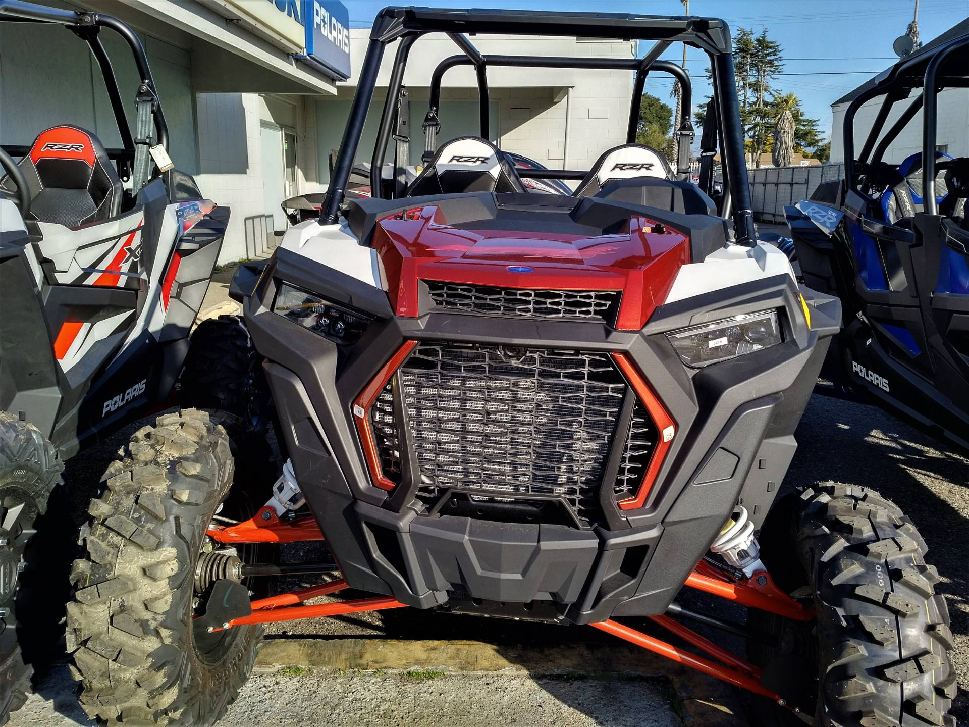 2019 Polaris RZR XP 4 Turbo in Salinas, California - Photo 4