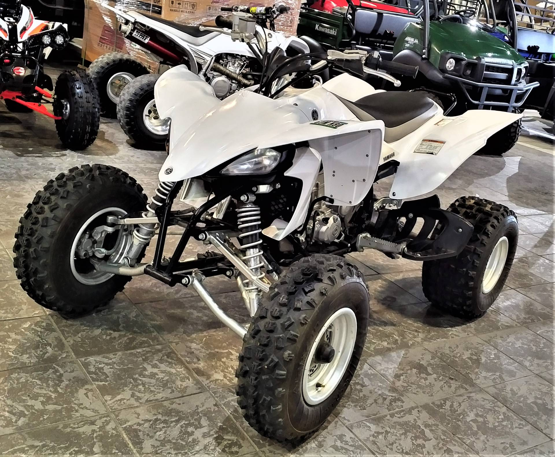 2013 Yamaha YFZ450 in Salinas, California - Photo 6