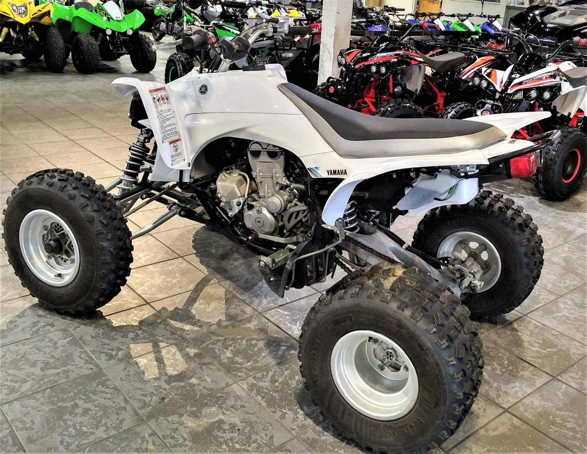 2013 Yamaha YFZ450 in Salinas, California - Photo 7
