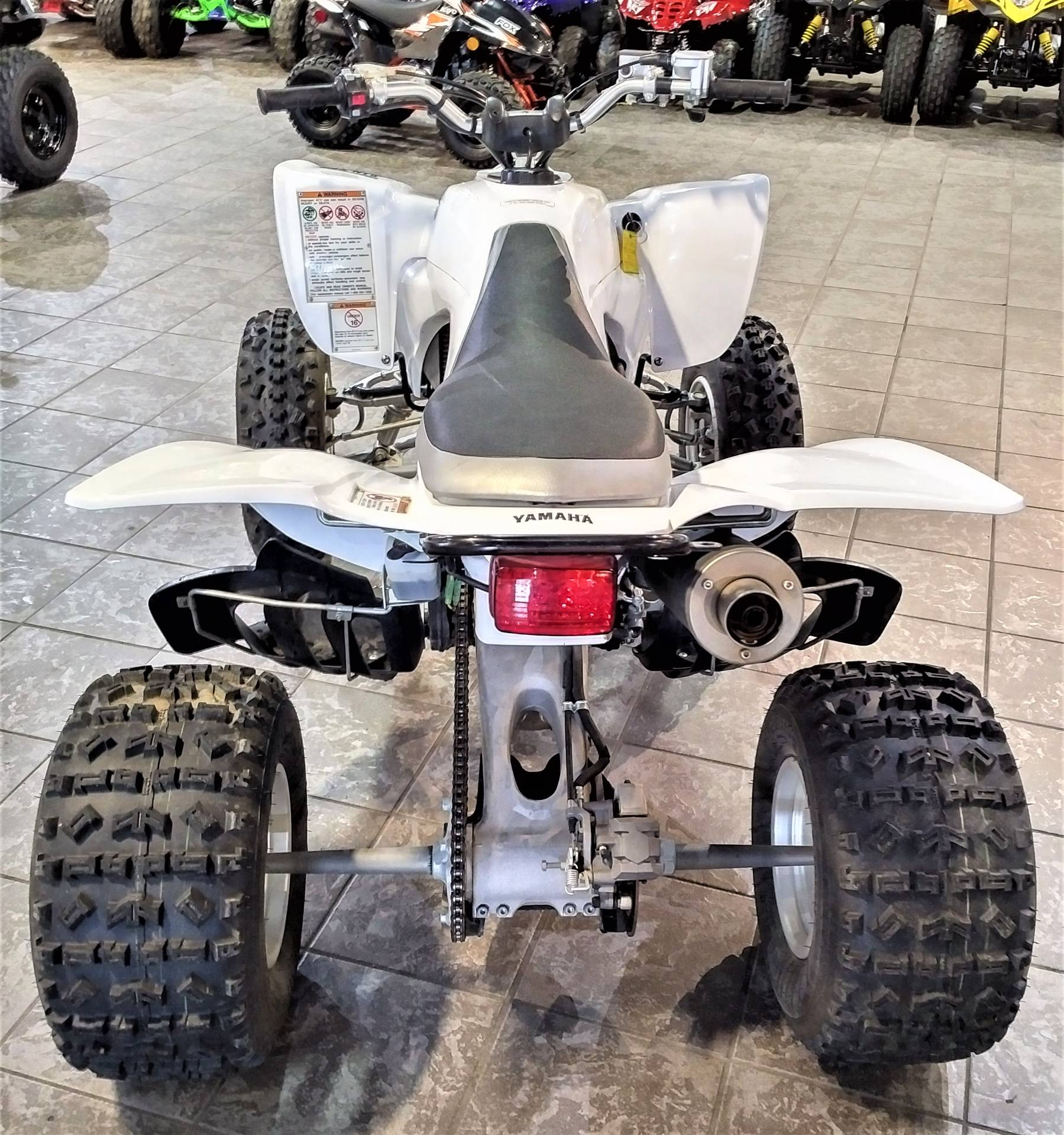 2013 Yamaha YFZ450 in Salinas, California - Photo 8