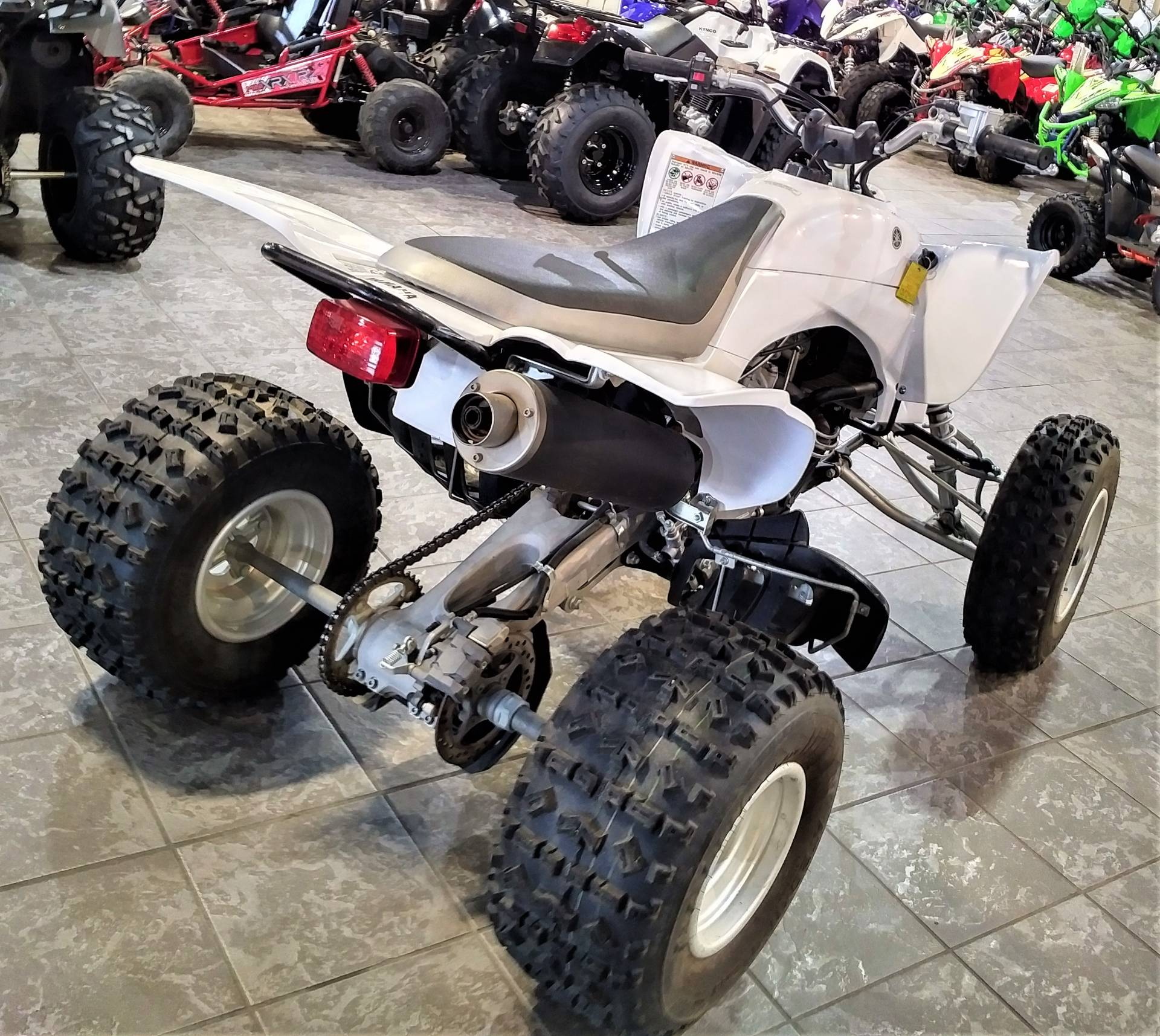 2013 Yamaha YFZ450 in Salinas, California - Photo 9