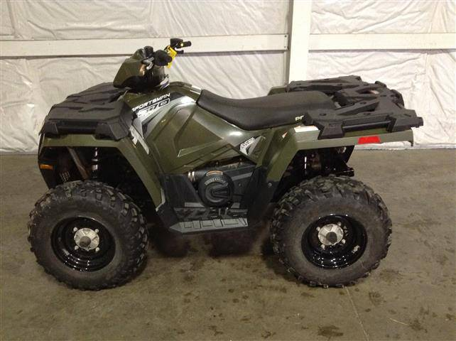 2017 Polaris Sportsman 570 EPS in Salinas, California