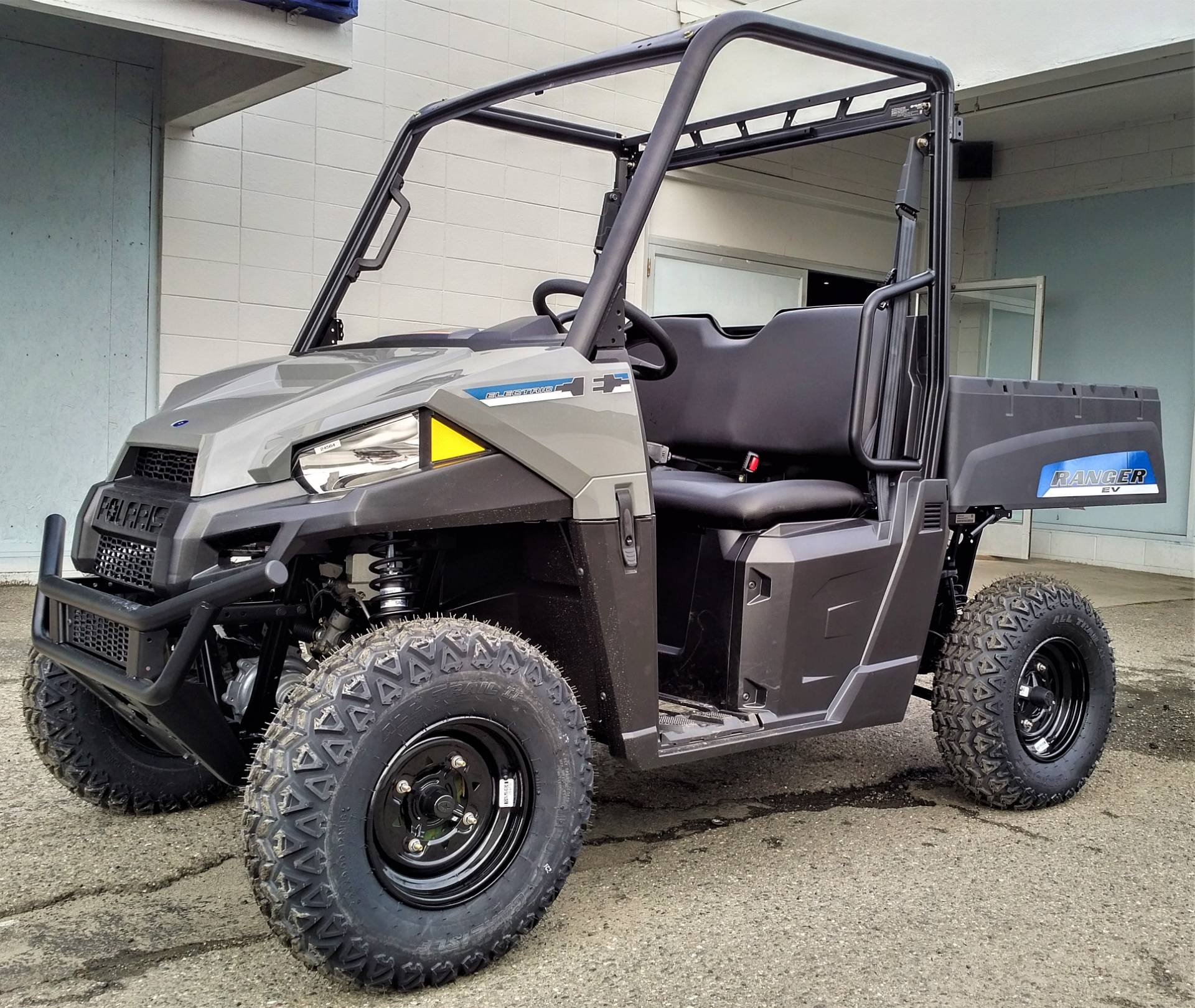 2020 Polaris Ranger EV in Salinas, California - Photo 4