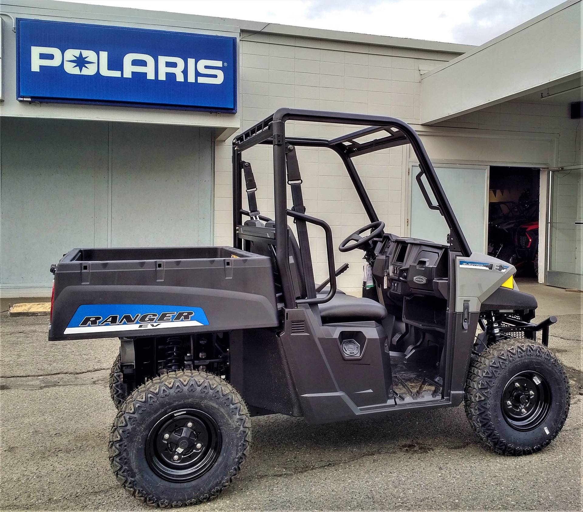 2020 Polaris Ranger EV in Salinas, California - Photo 1