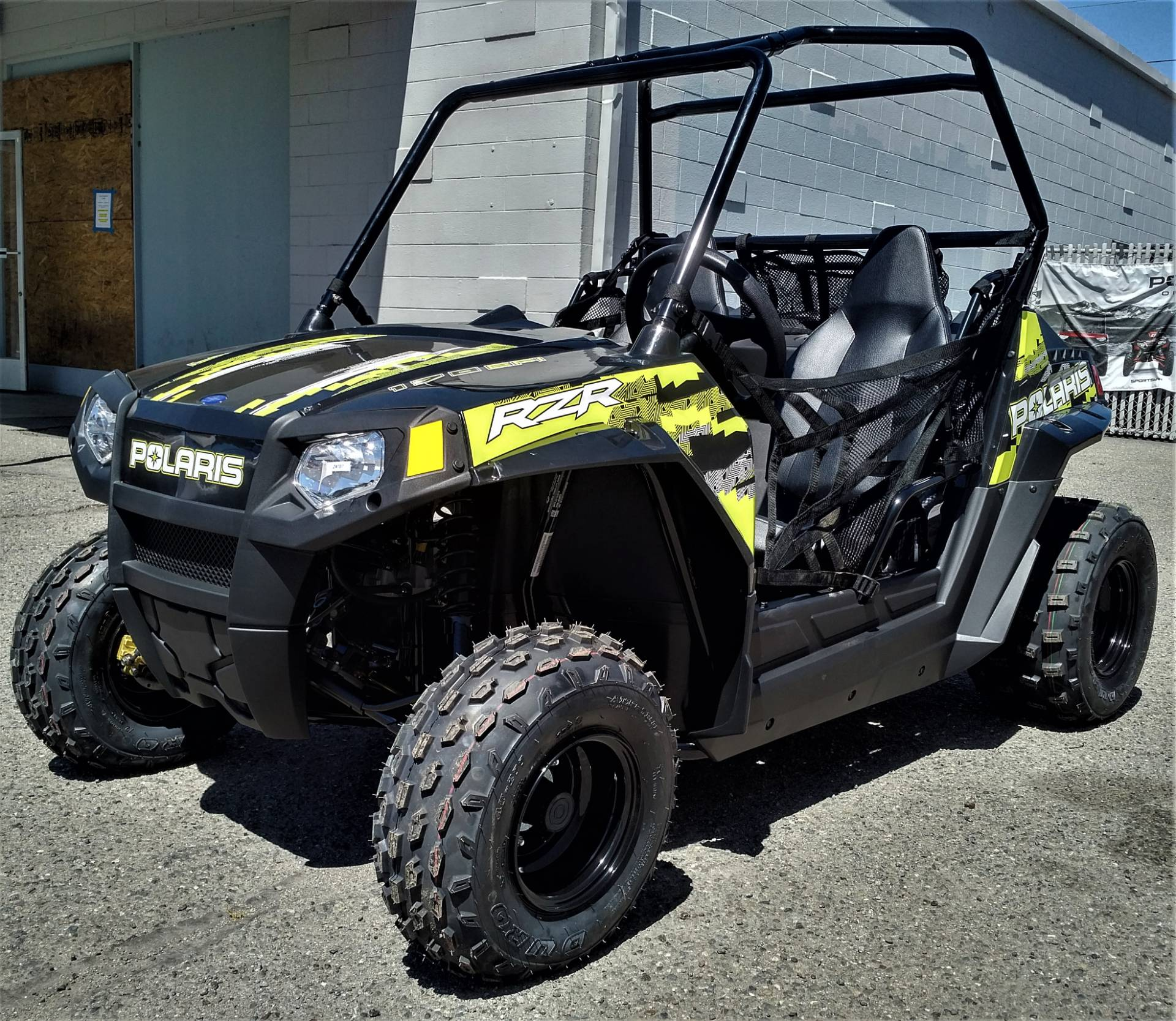 2021 Polaris RZR 170 EFI in Salinas, California - Photo 3