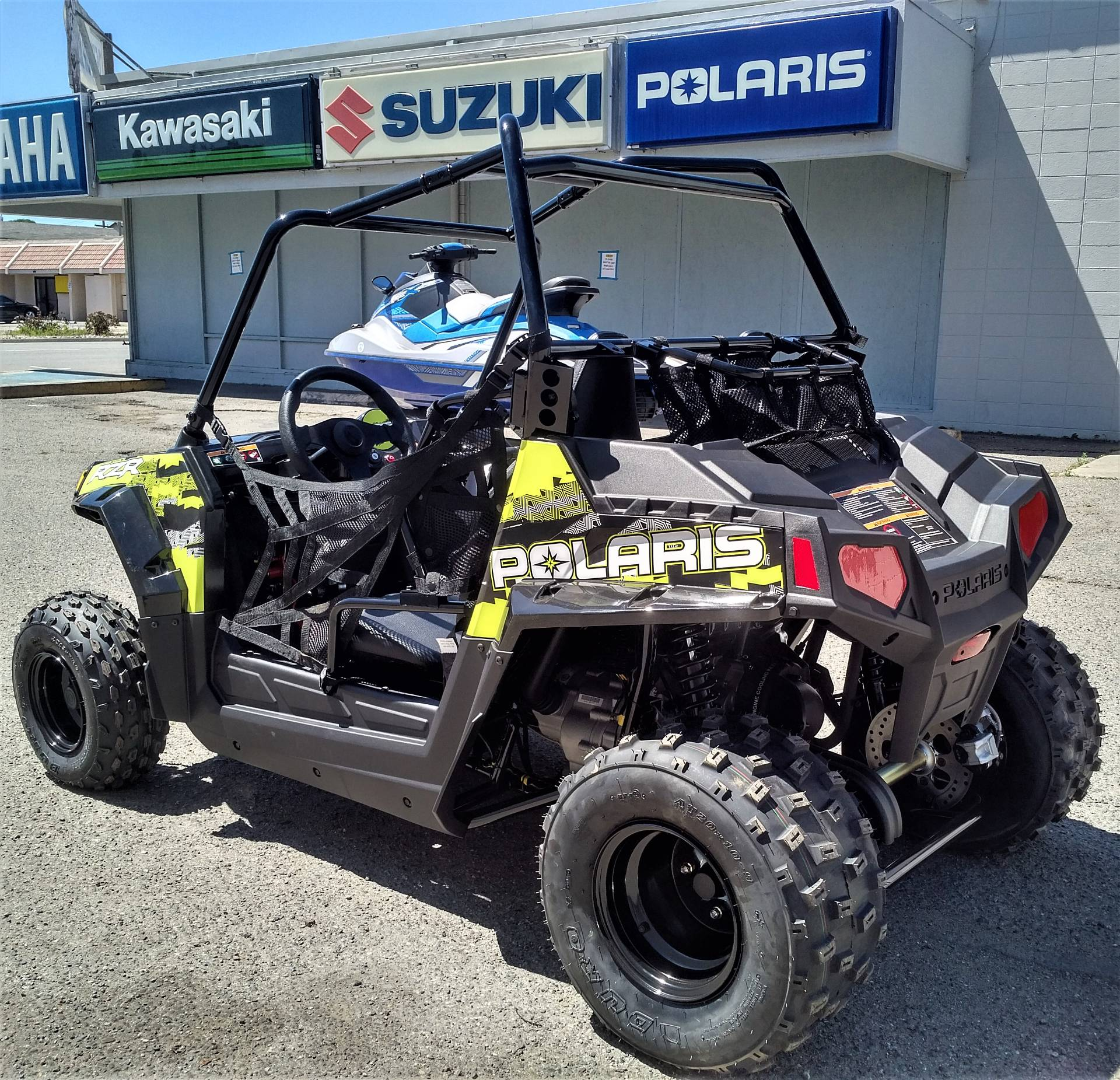 2021 Polaris RZR 170 EFI in Salinas, California - Photo 7