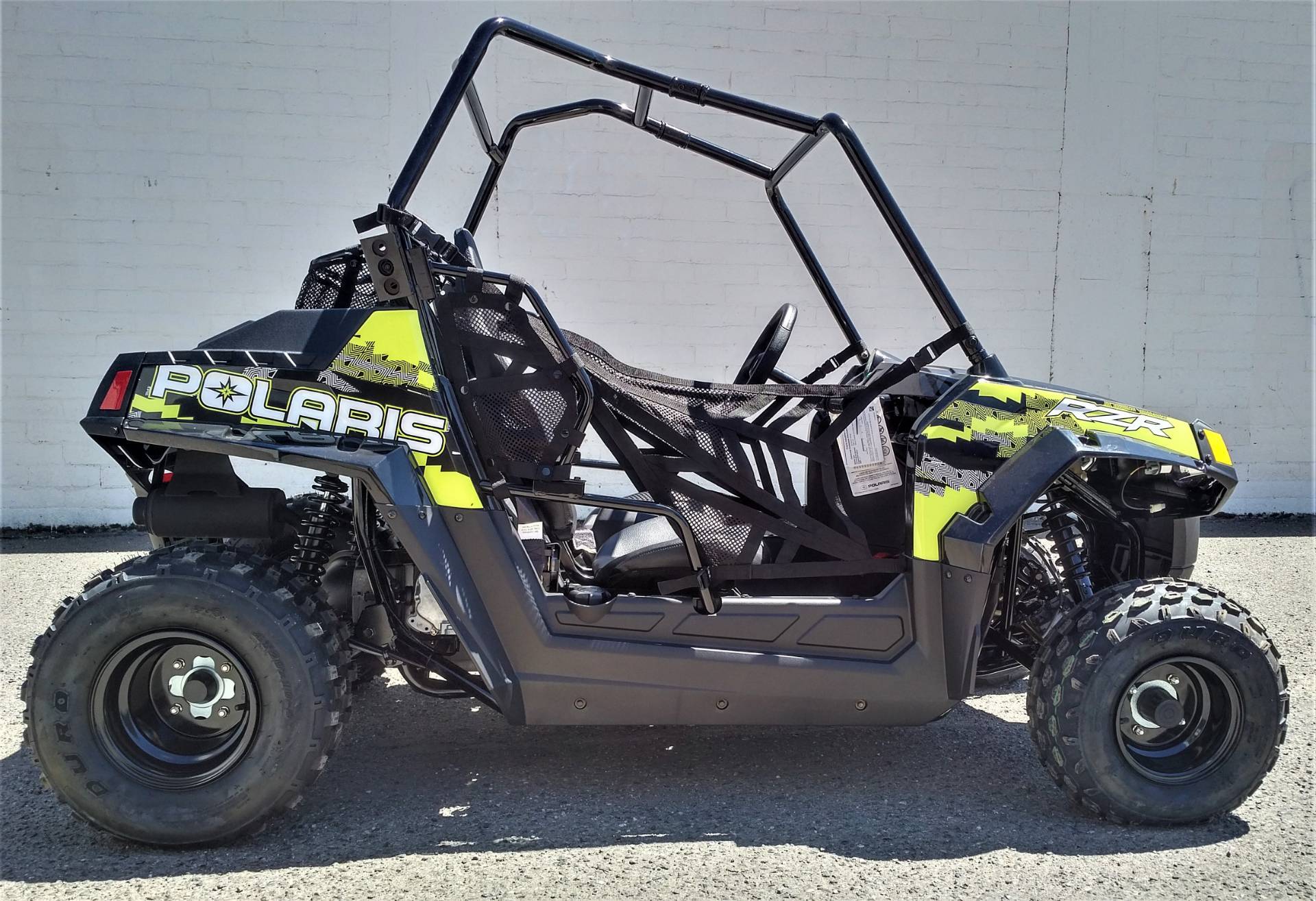 2021 Polaris RZR 170 EFI in Salinas, California - Photo 6