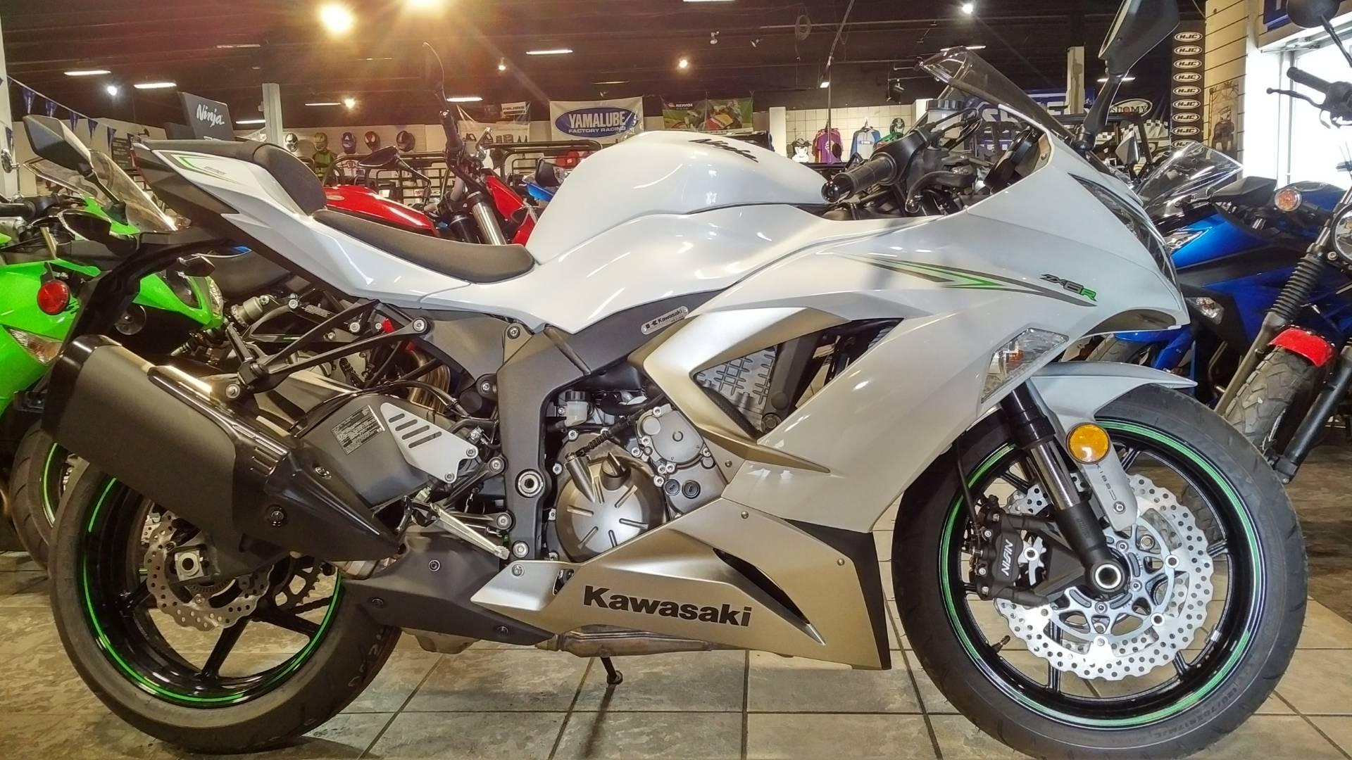 2017 Kawasaki NINJA ZX-6R ABS* for sale 136249