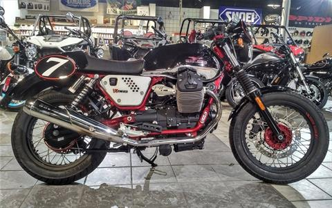 2014 Moto Guzzi V7 Racer in Salinas, California - Photo 3
