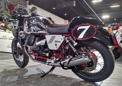 2014 Moto Guzzi V7 Racer in Salinas, California - Photo 10
