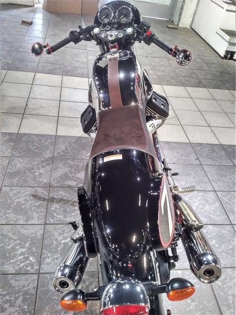 2014 Moto Guzzi V7 Racer in Salinas, California - Photo 11