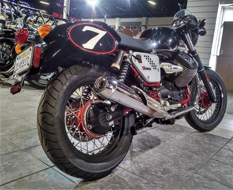 2014 Moto Guzzi V7 Racer in Salinas, California - Photo 12