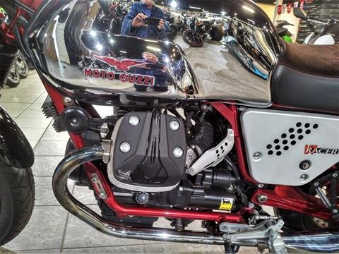 2014 Moto Guzzi V7 Racer in Salinas, California - Photo 16