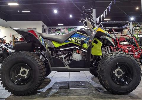 2019 Polaris Outlaw 110 in Salinas, California
