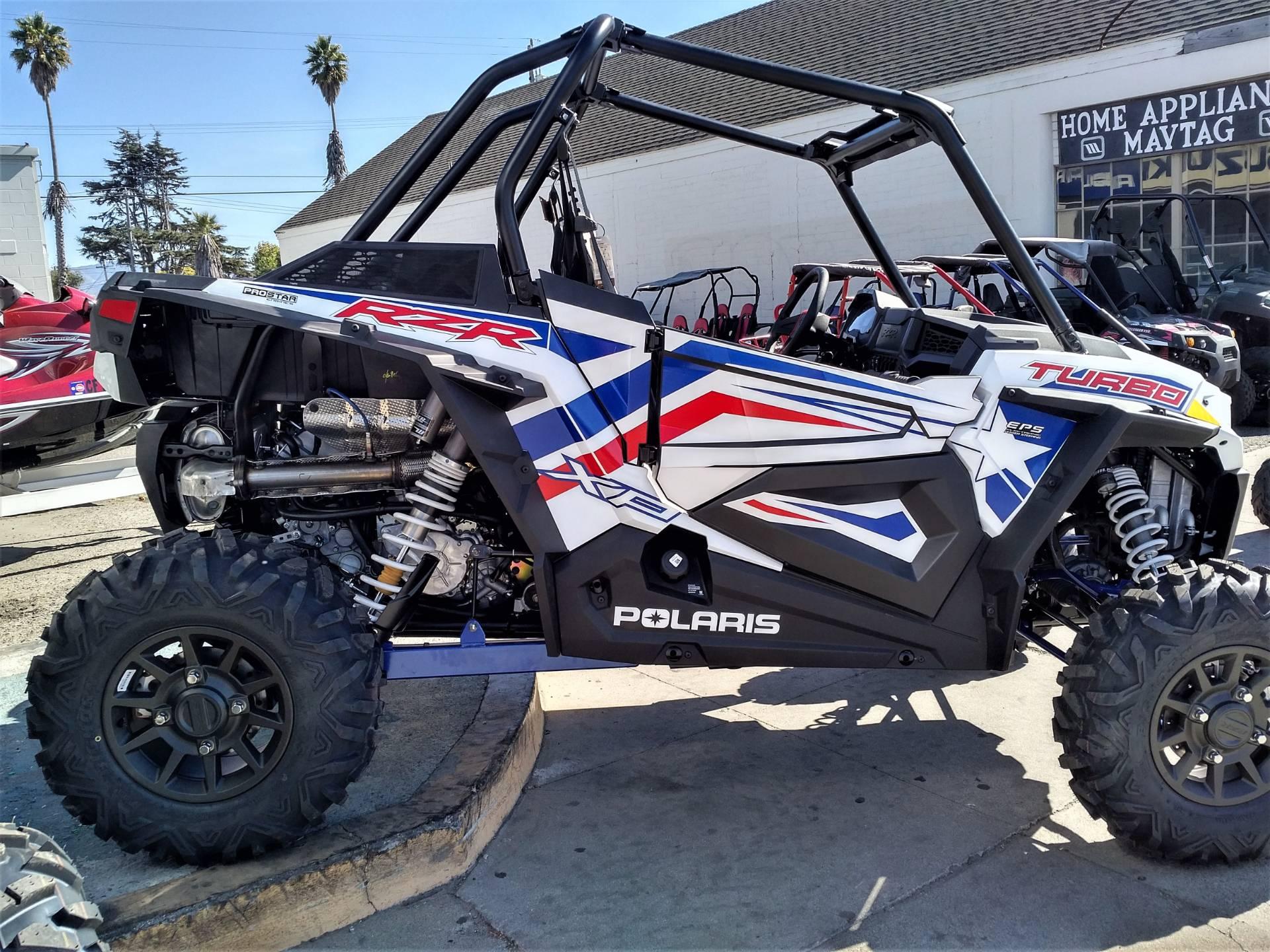 2019 Polaris RZR XP Turbo LE in Salinas, California