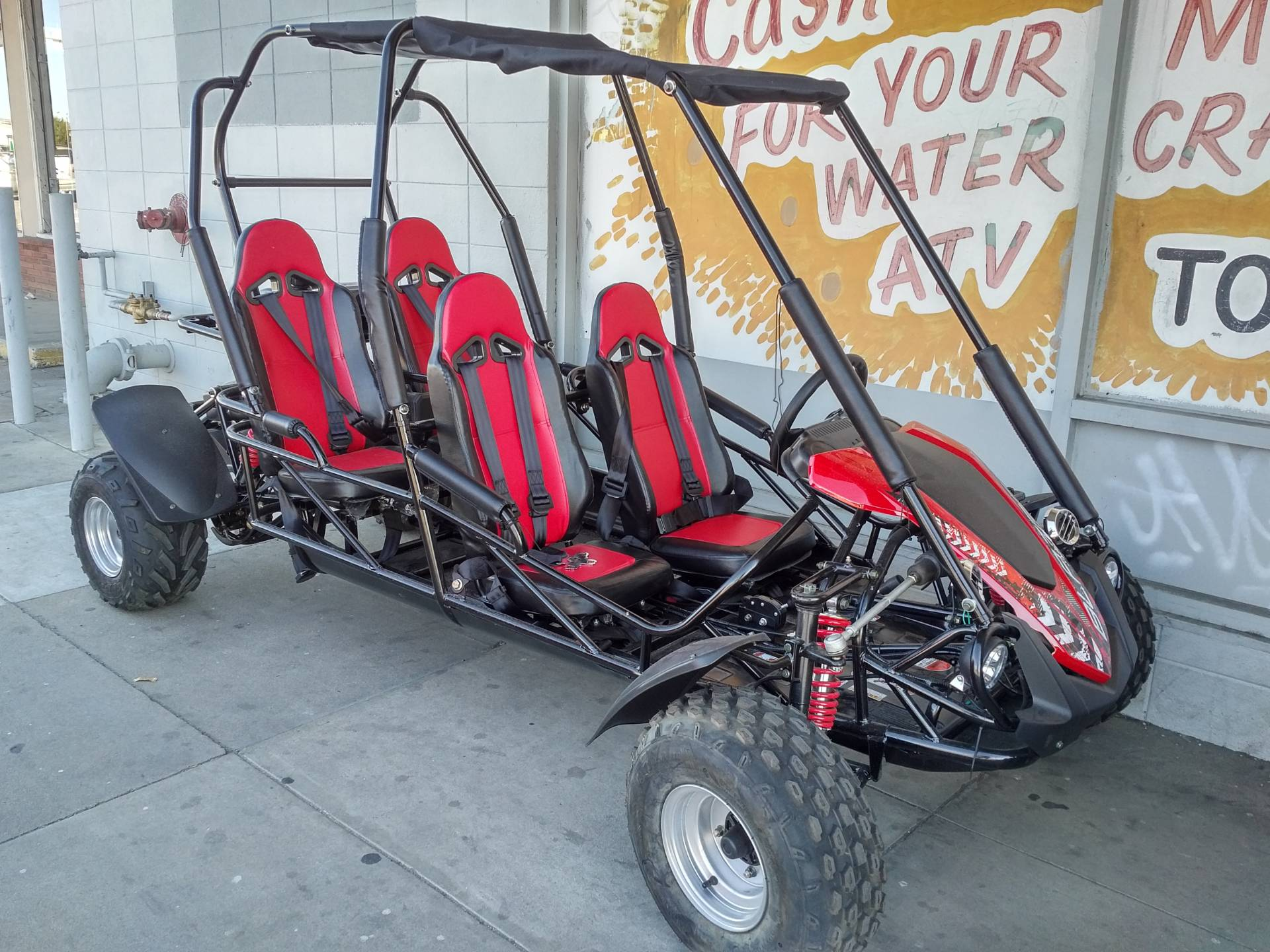 2017 Other Trailmaster Blazer 150-4 in Salinas, California