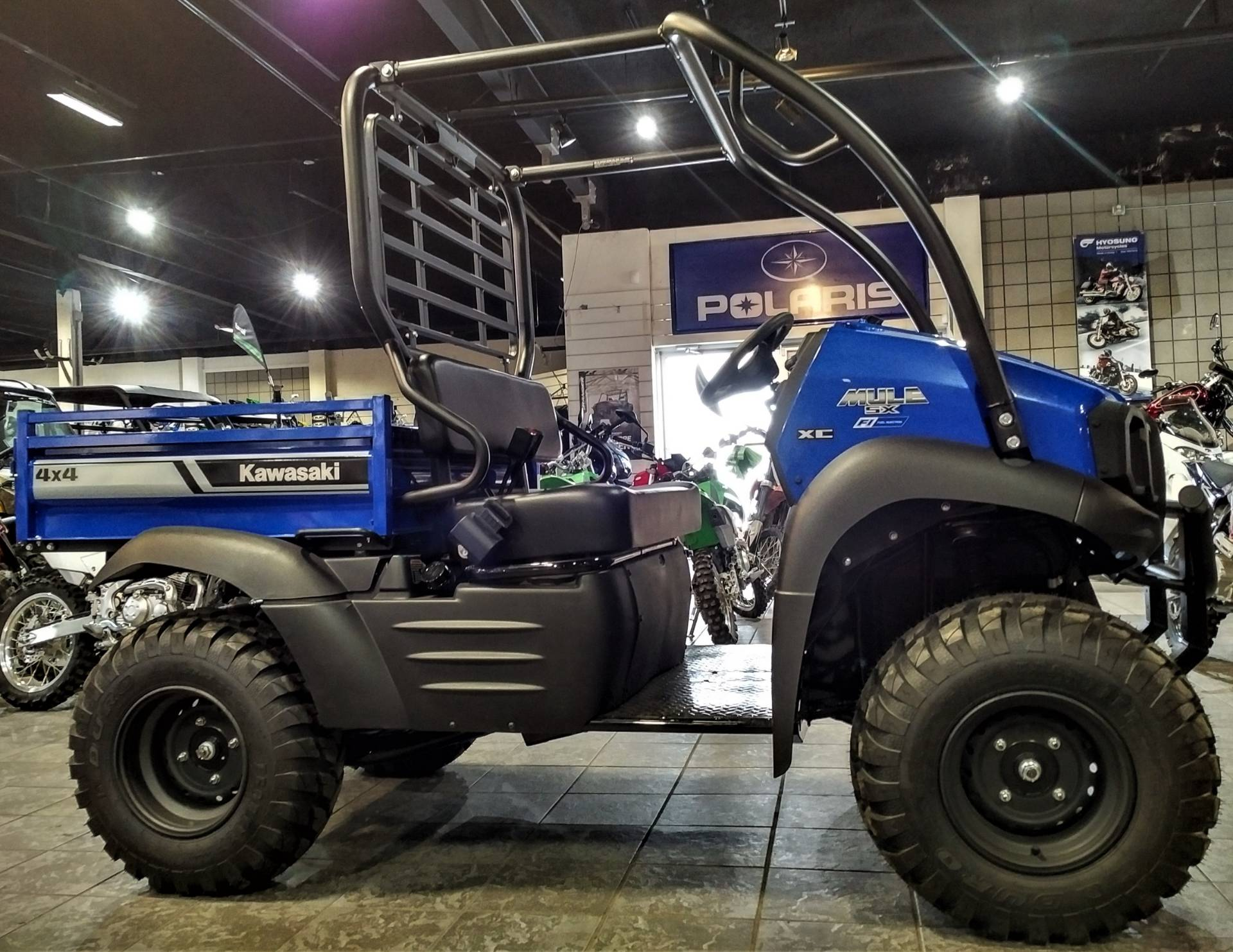 2019 Kawasaki Mule SX 4X4 XC FI in Salinas, California - Photo 1