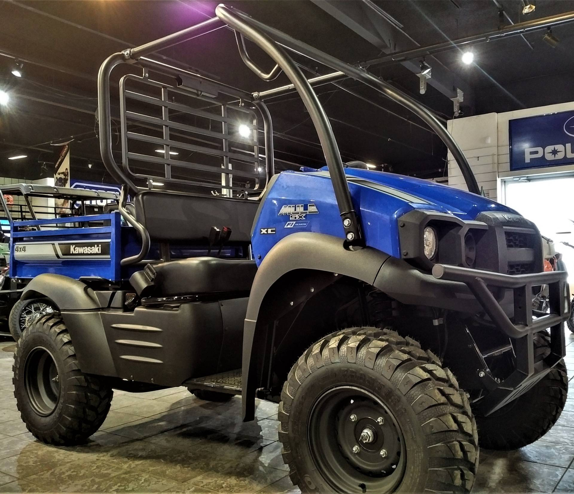 2019 Kawasaki Mule SX 4X4 XC FI in Salinas, California - Photo 5
