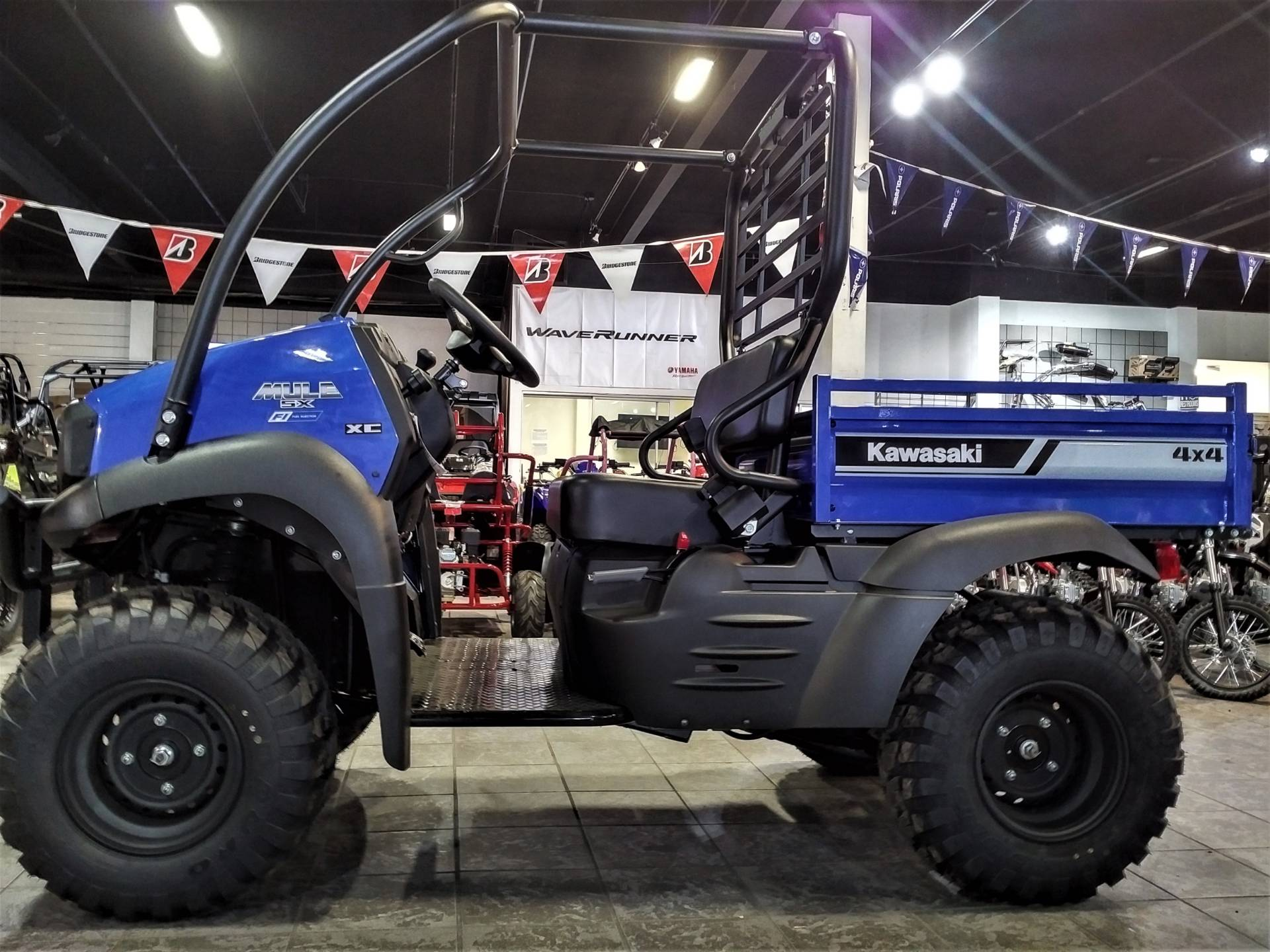 2019 Kawasaki Mule SX 4X4 XC FI in Salinas, California - Photo 3