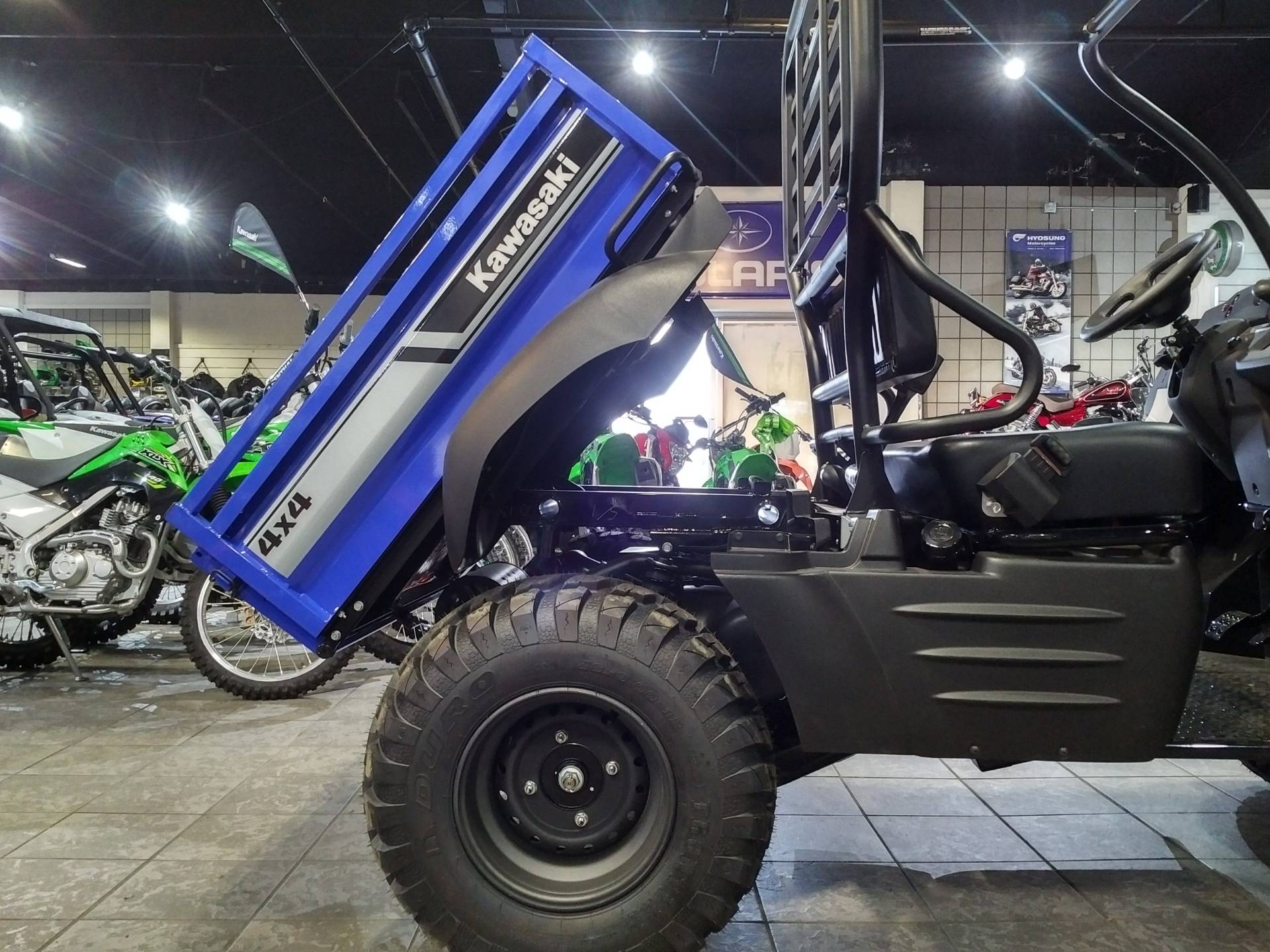 2019 Kawasaki Mule SX 4X4 XC FI in Salinas, California - Photo 12